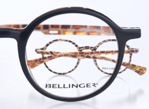 collection de lunettes BELLINGER - Danemark